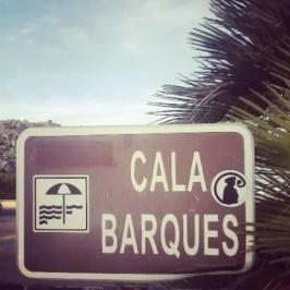 Cala Barques, Mallorca (Octubre 2015)