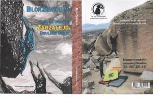 Guia boulder Zarzalejo